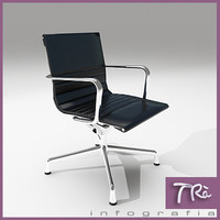 OFFICE UNA LOW ARMCHAIR